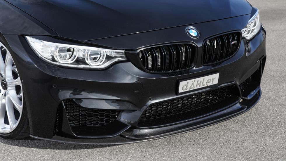 BMW M4 Dähler labio