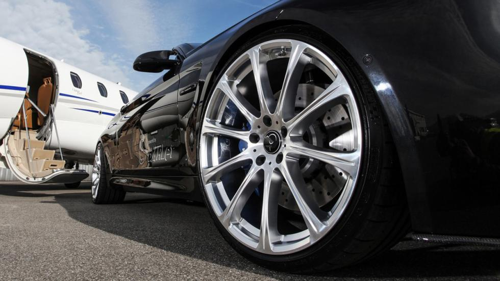 BMW M4 Dähler llantas