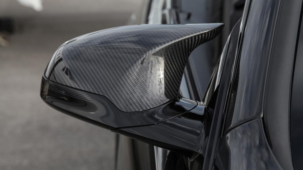 BMW M4 Dähler retrovisores carbono