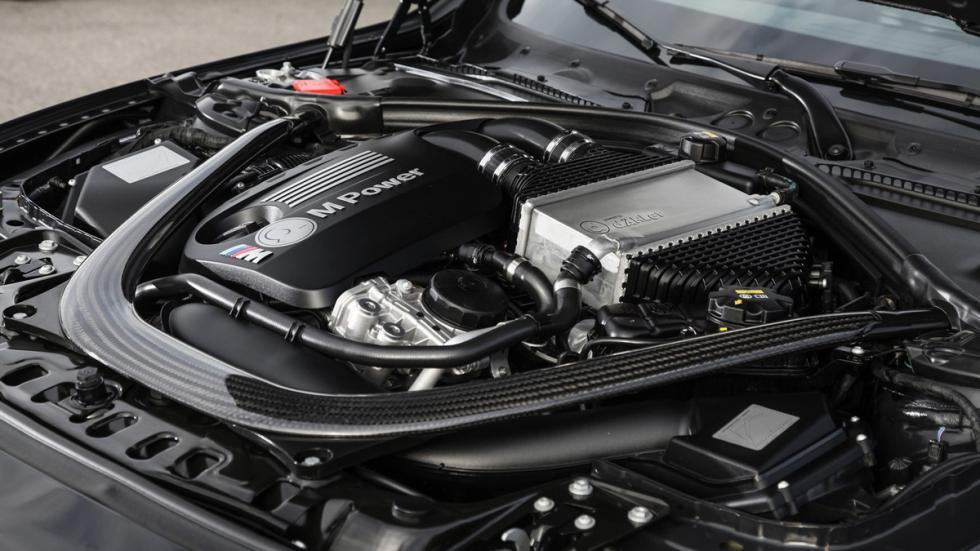 BMW M4 Dähler motor