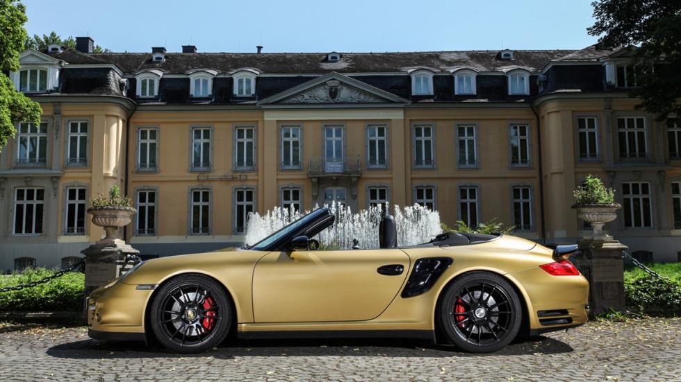 Porsche 911 Wimmer lateral