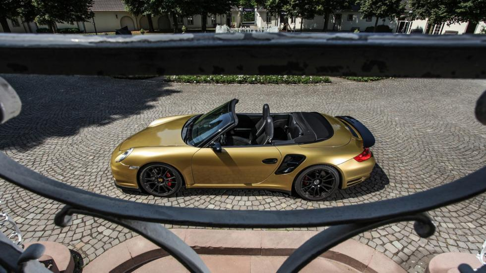 Porsche 911 Wimmer cenital