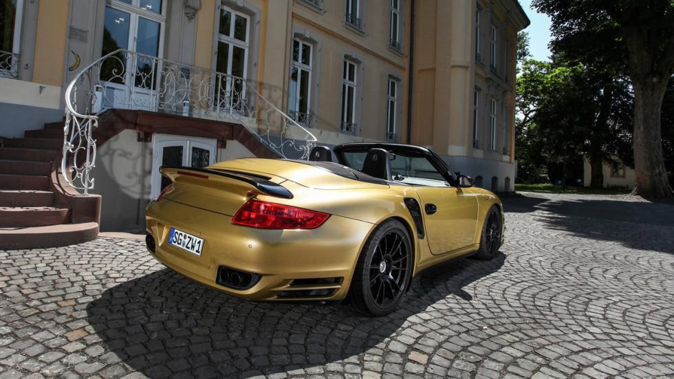 Porsche 911 Wimmer trasera