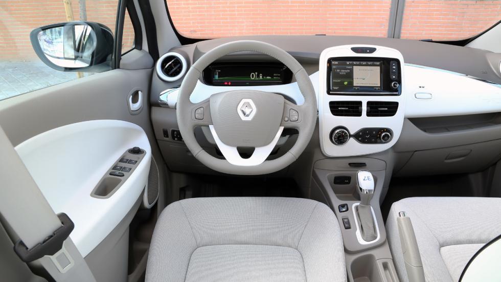 interior del ZOE 240R