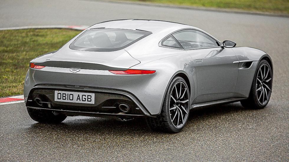 Aston Martin DB1O 2016 zaga