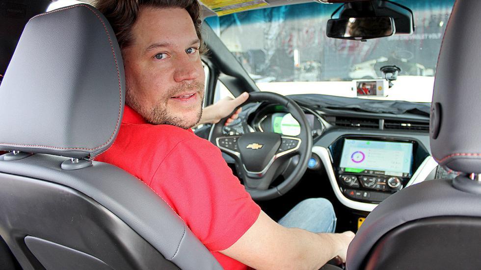 Primera prueba: Chevrolet Bolt EV eléctrico conductor