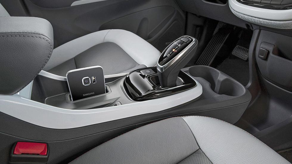 Primera prueba: Chevrolet Bolt EV eléctrico detalle