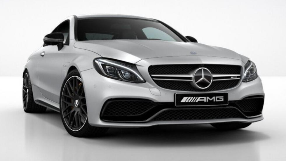 Mercedes-AMG C63 AMG Night Package