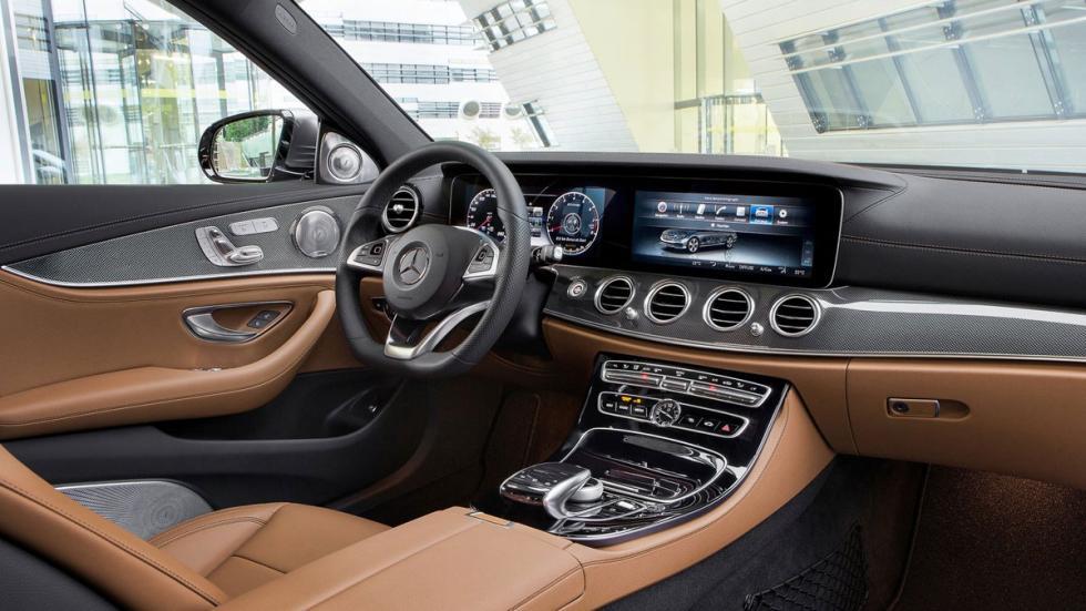 Mercedes Clase E 2016 en Detroit