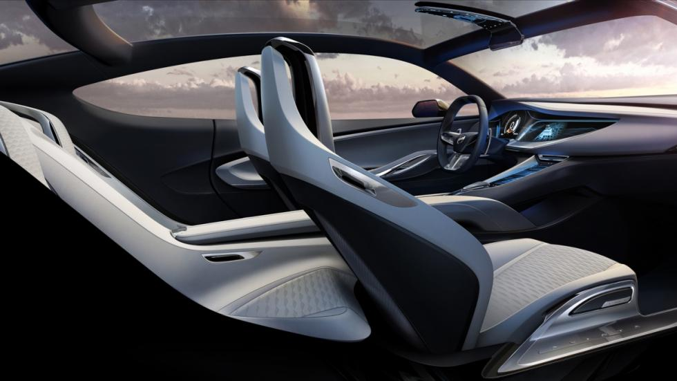 asientos Buick Avista Concept