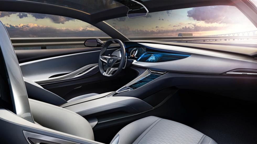 interior  Buick Avista Concept