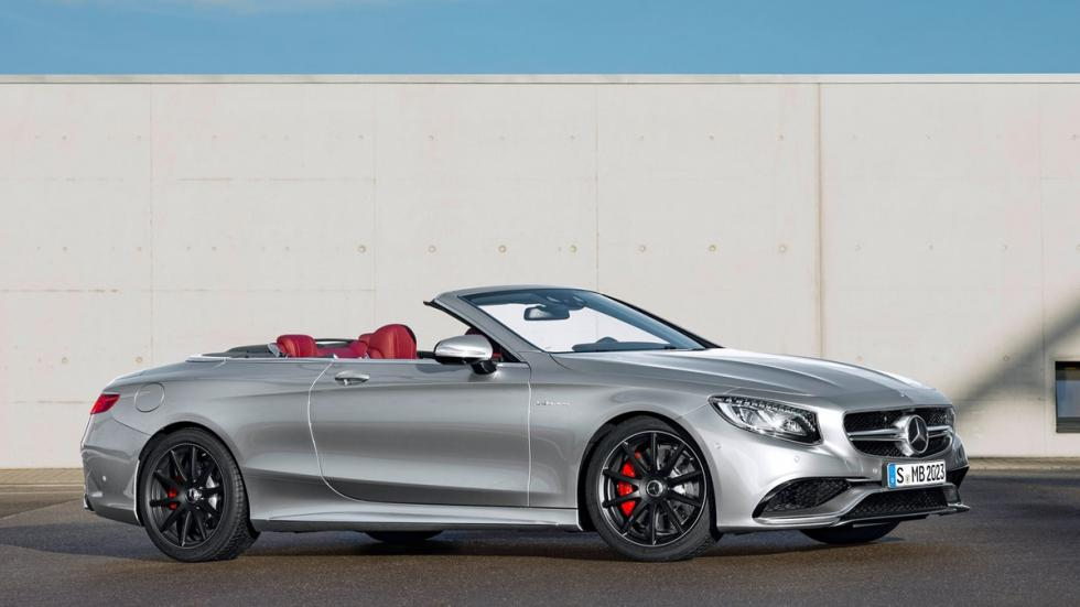 Mercedes S63 AMG Cabriolet Edition 130
