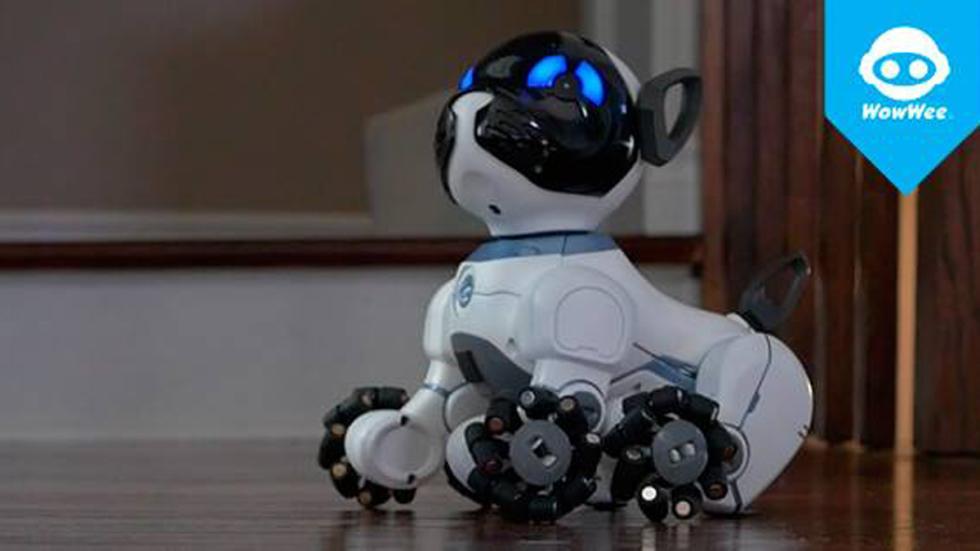 Fotos: Chip, la mascota robot presentada en el CES 2016