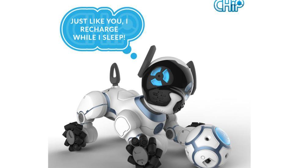 Chip se puede recargar mientras duermes