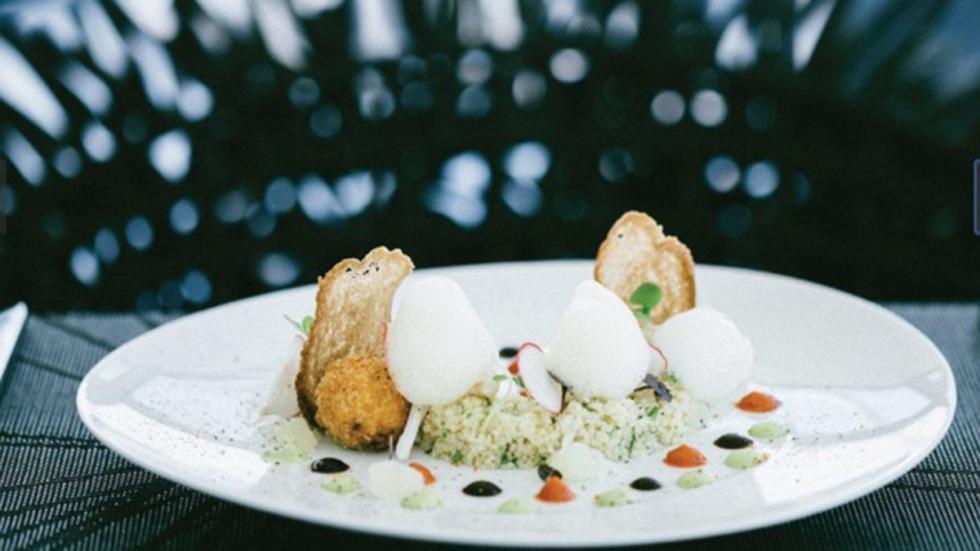 exquisiteces que puedes degustar en la primera discoteca submarina del mundo