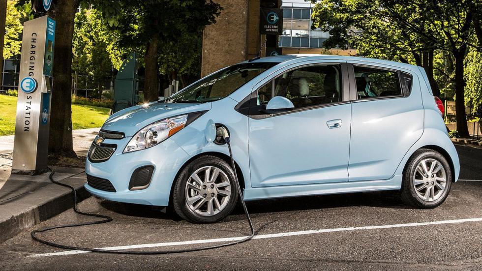 coches-eléctricos-más-vendidos-estados-unidos-2015-chevrolet-spark-ev