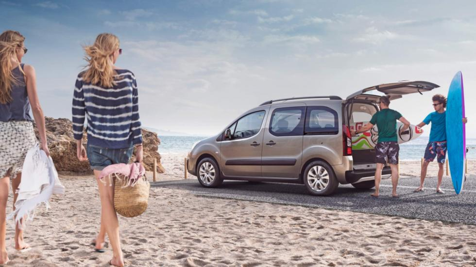 Citroën Berlingo playa