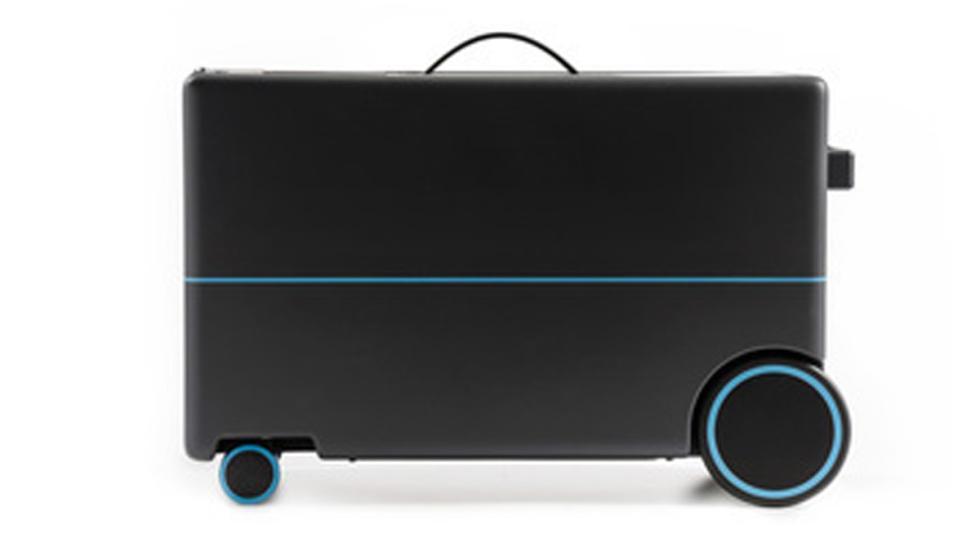 capacidad maleta robot