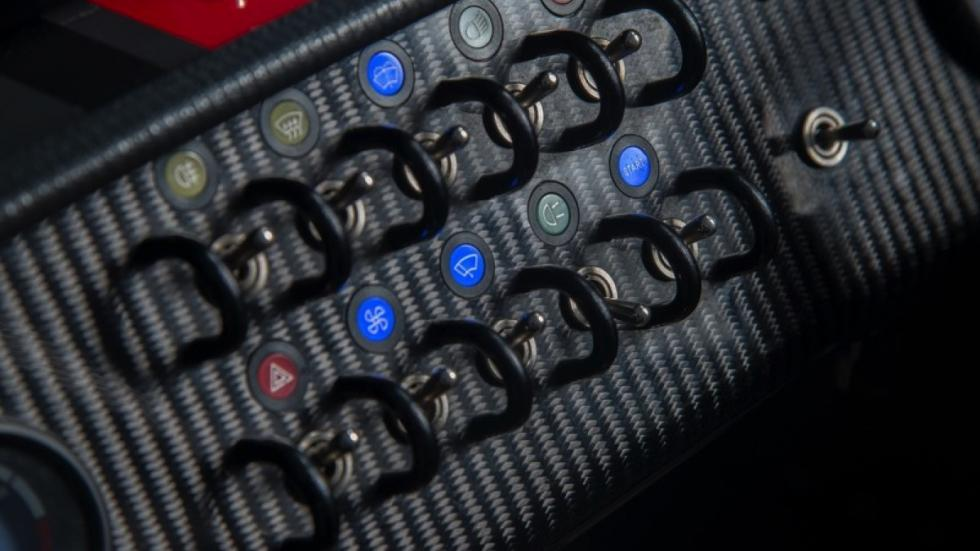 Caterham Seven 620S botones