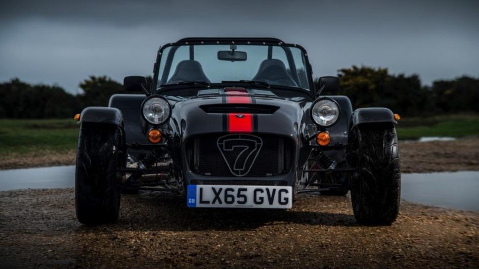 Caterham Seven 620S frontal