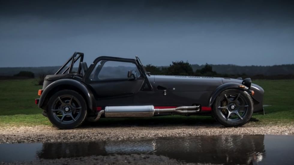 Caterham Seven 620S lateral