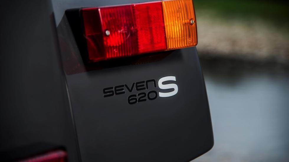 Caterham Seven 620S faro