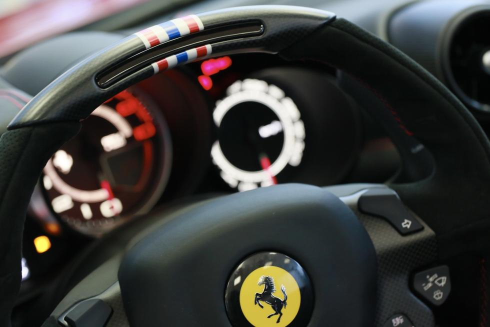 Ferrari California T Tailor Made detalle
