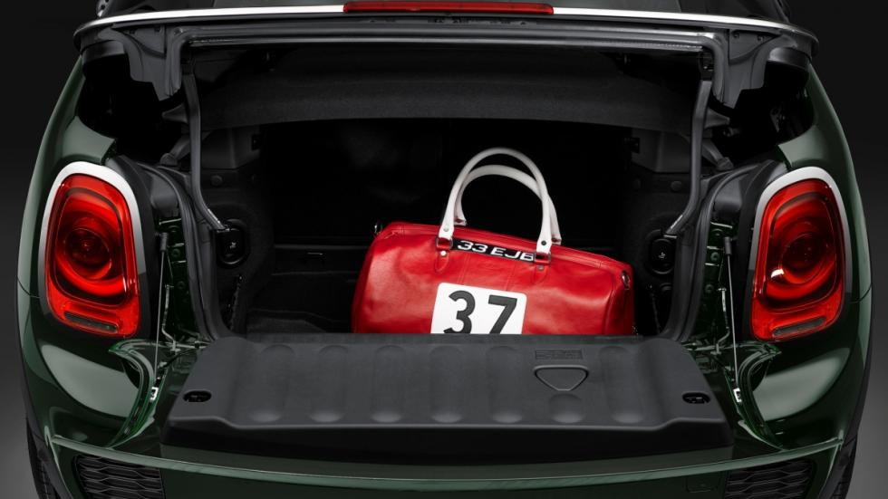 Mini John Cooper Works Cabrio 2016