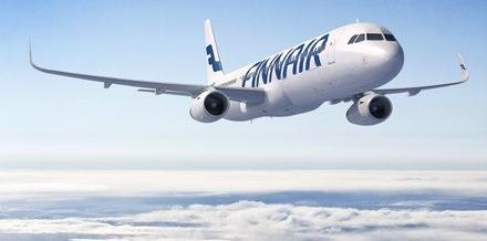 finnair décimo lugar.