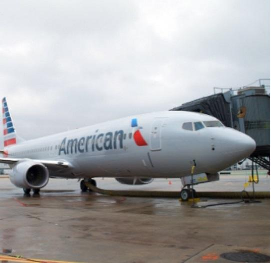 american airlines segunda posicion