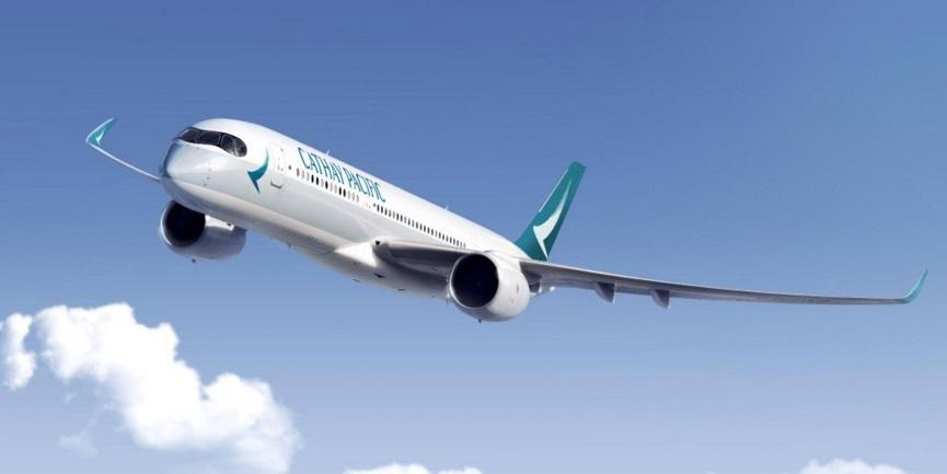 sexto lugar cathay pacific airlines