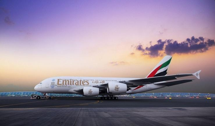 emirates septimo lugar