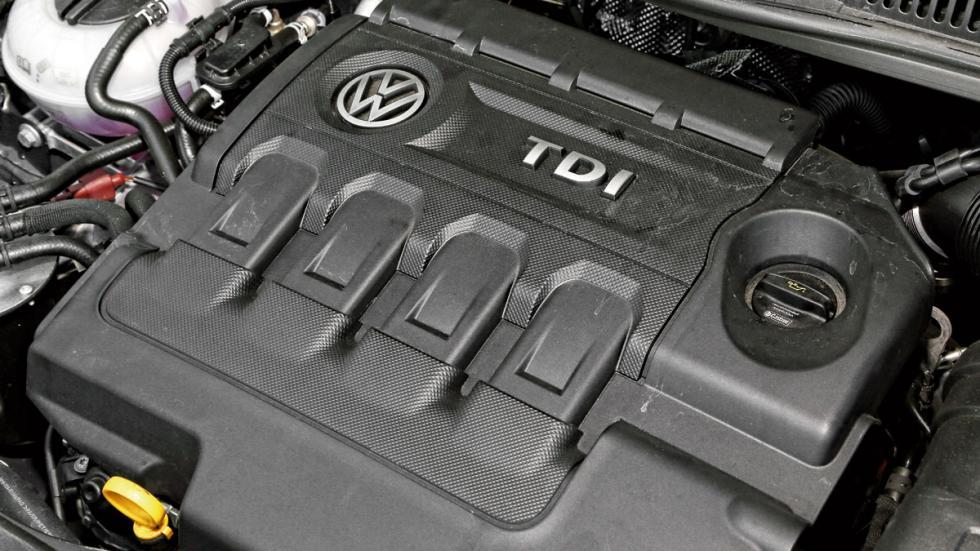 Volkswagen Touran 2015 motor 2.0 tdi