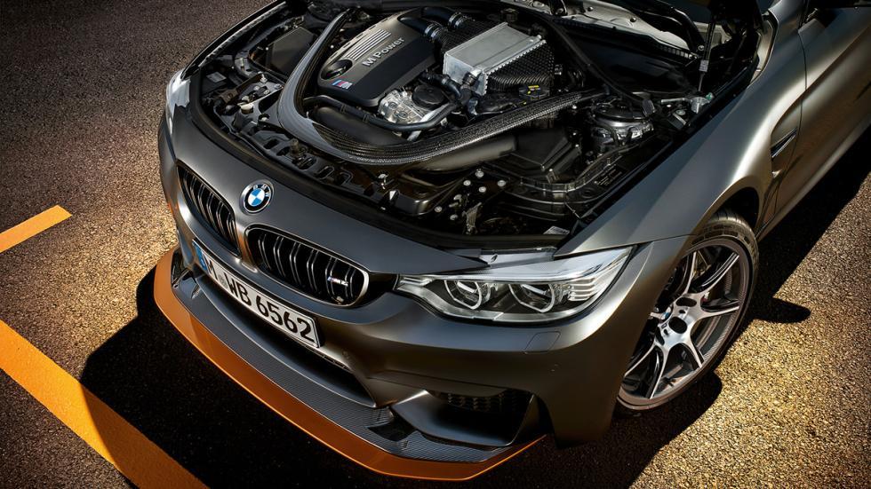 llantas carbono bmw m4 gts motor