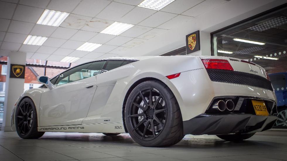 Lamborghini Gallardo Underground Racing venta lateral
