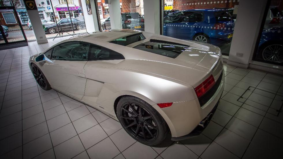 Lamborghini Gallardo Underground Racing venta cenital