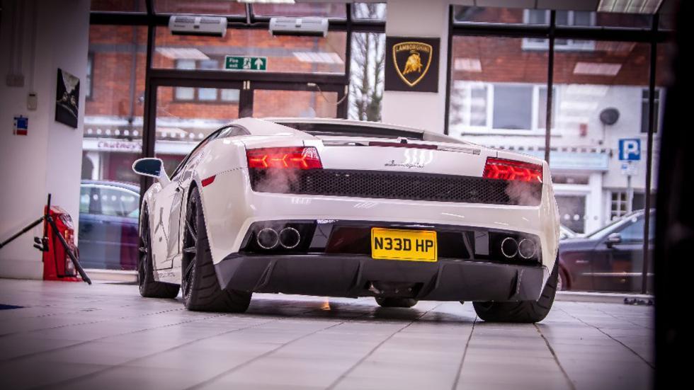 Lamborghini Gallardo Underground Racing venta trasera