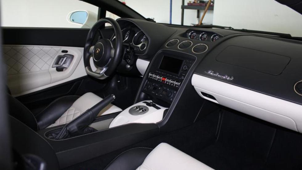 Lamborghini Gallardo Underground Racing venta interior