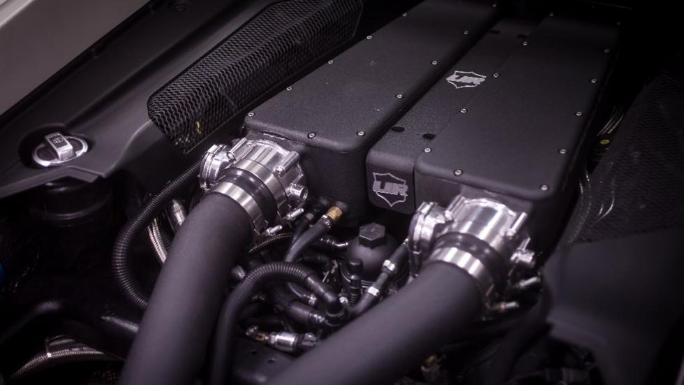 Lamborghini Gallardo Underground Racing venta motor biturbo