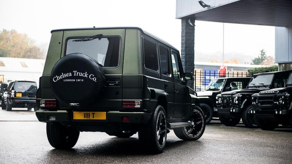 Venta Mercedes G-Wagen Kahn Design
