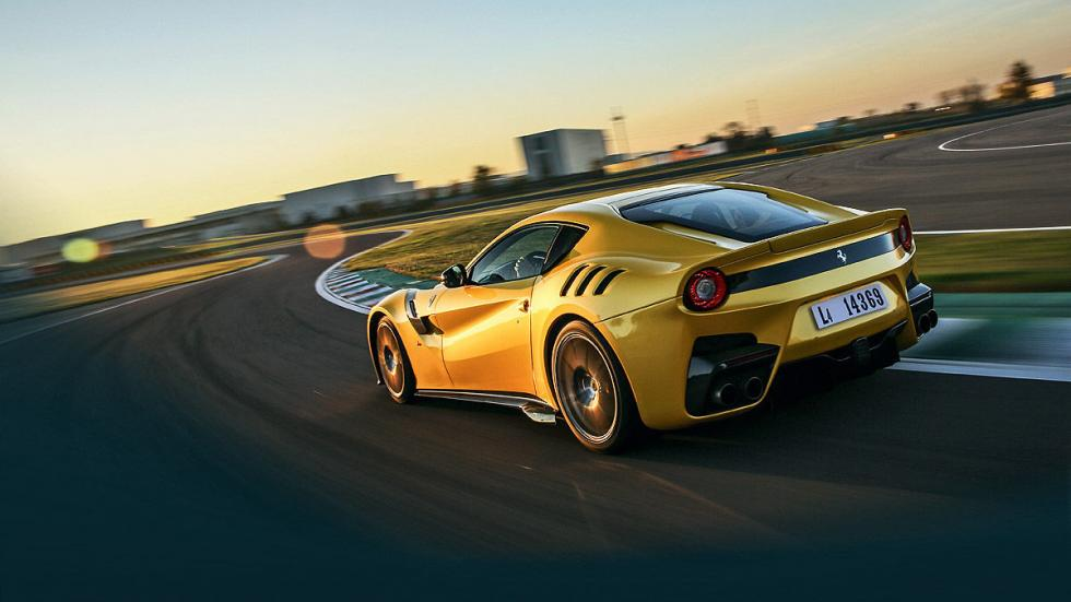 Ferrari F12 tdf  zaga