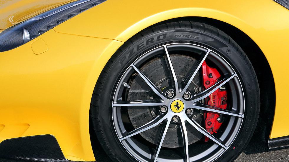 Ferrari F12 tdf llanta