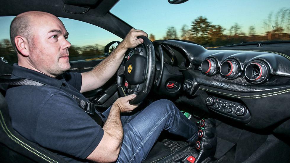 Ferrari F12 tdf redactor