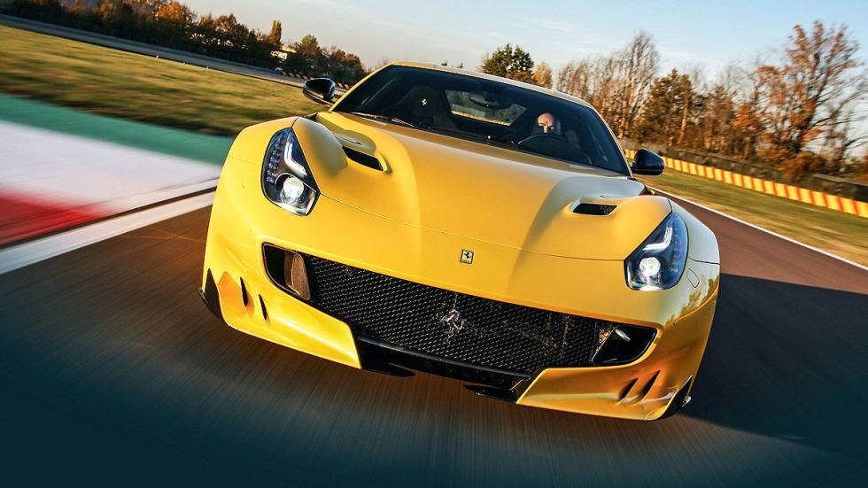 Ferrari F12 tdf faros