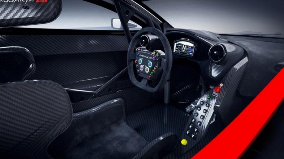 Arrinera Hussarya GT interior