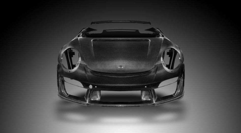 TopCar Stinger GTR - carrocería