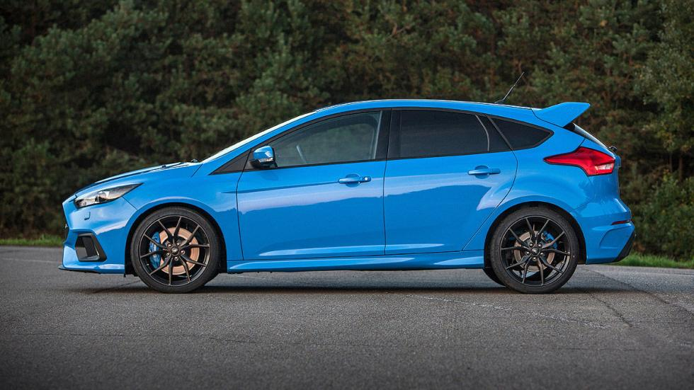 Ford Focus RS 2016 lateral