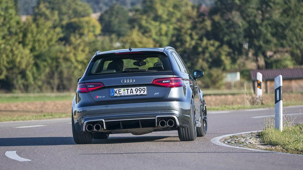 Abt RS 3 curva