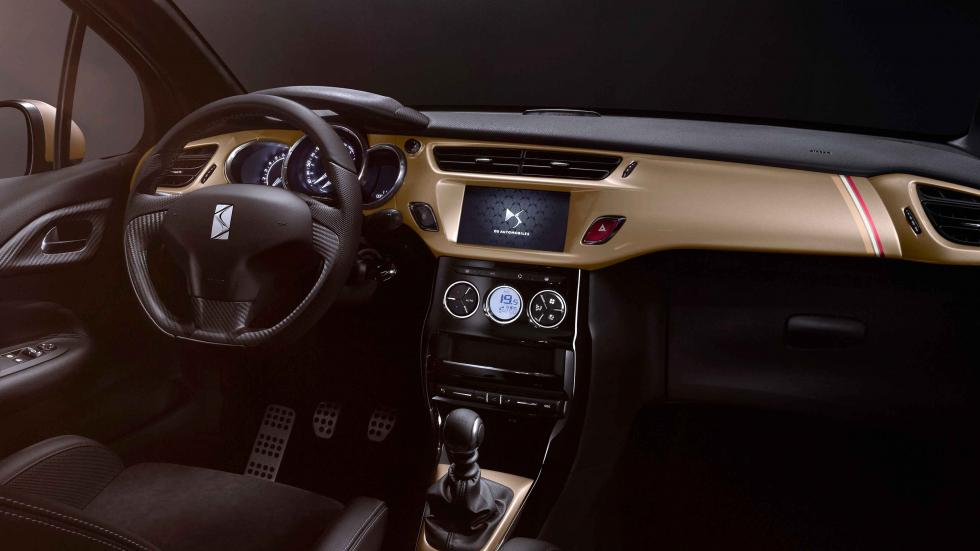 nuevo DS3 2016 performance interior