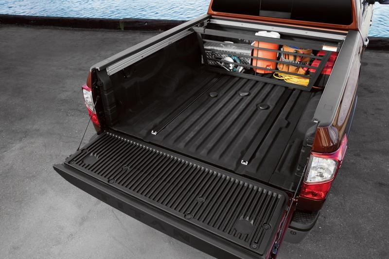 Accesorios para el Nissan Titan XD